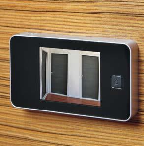 Accessori hi tech per serramenti milano for Spioncino elettronico per porte blindate