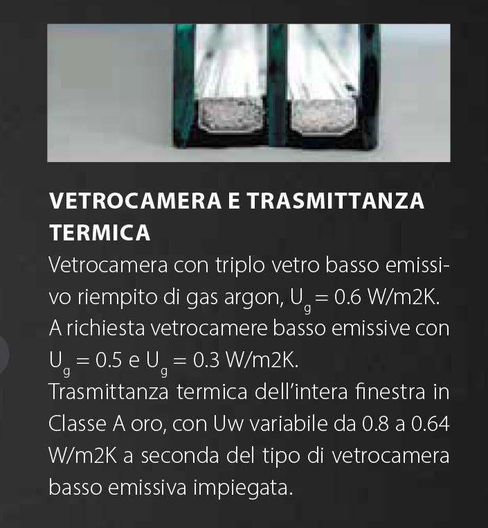 Vetrocamere e vetri per finestre guida alla scelta - Trasmittanza termica finestre ...
