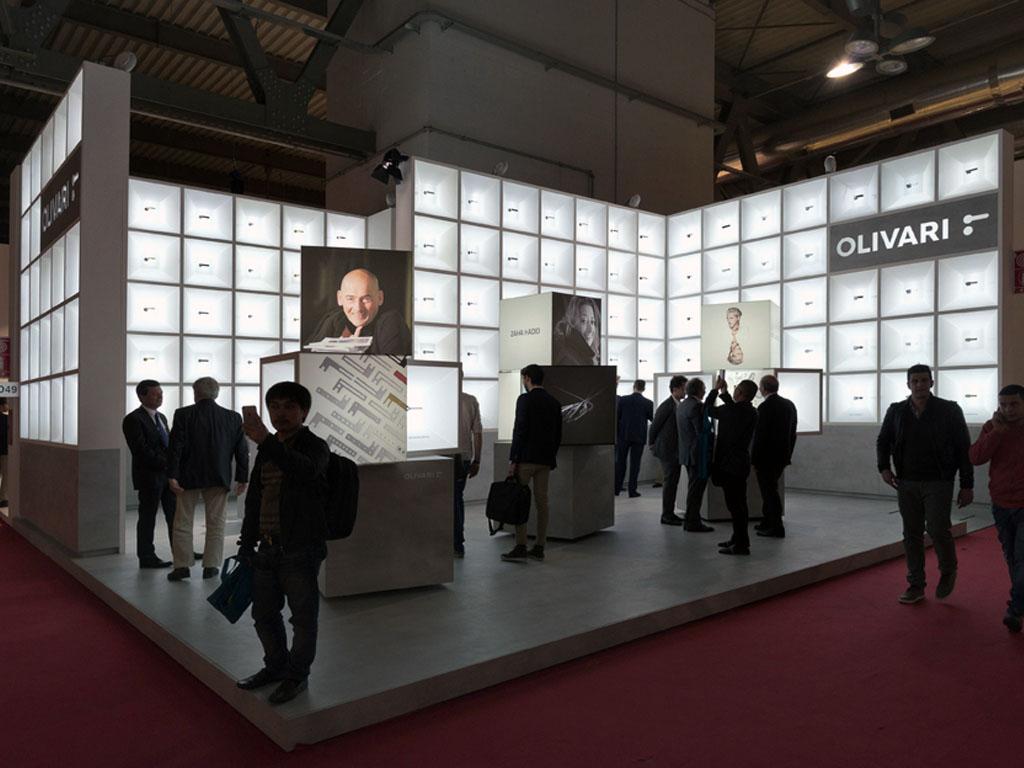 Maniglie olivari novit milano salone del mobile 2015 for Milano salone 2015