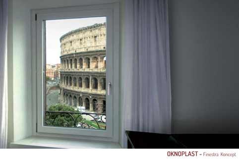 Finestra pvc oknoplast koncept atres living for Finestra sinonimo