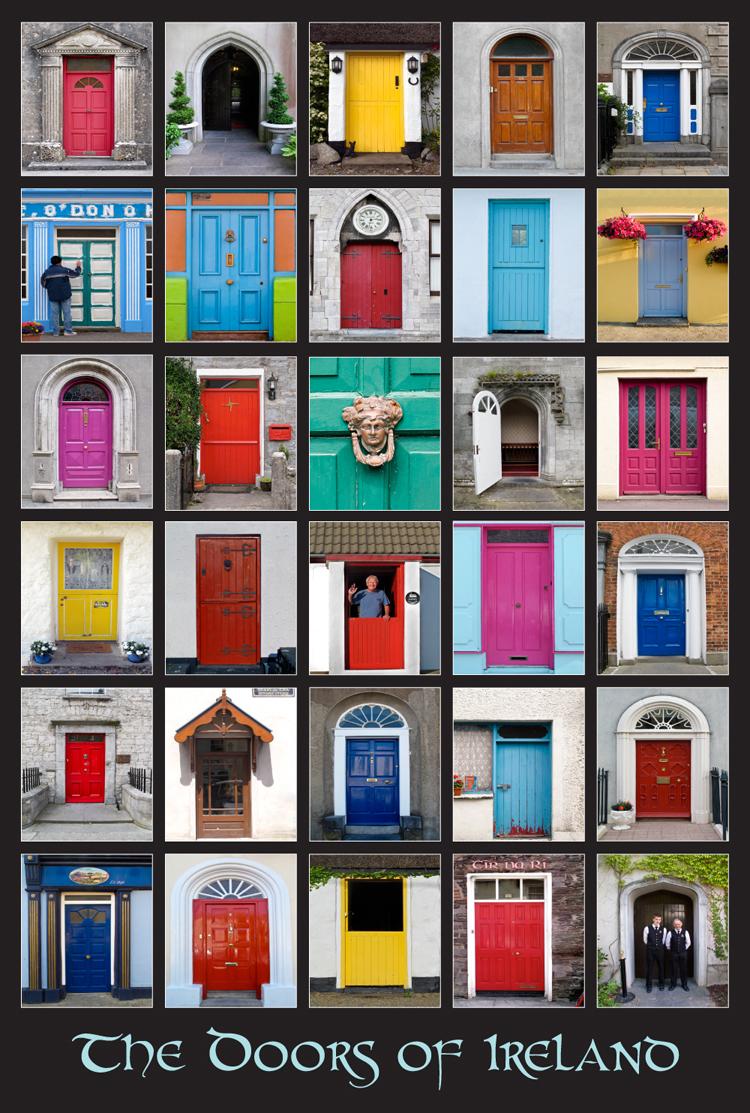 Porte Da Interno Colorate porte colorate: effetti nell'abitazione