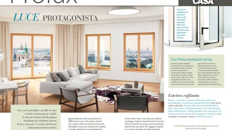 Serramenti oknoplast archives atres living - Sostituzione finestre milano ...