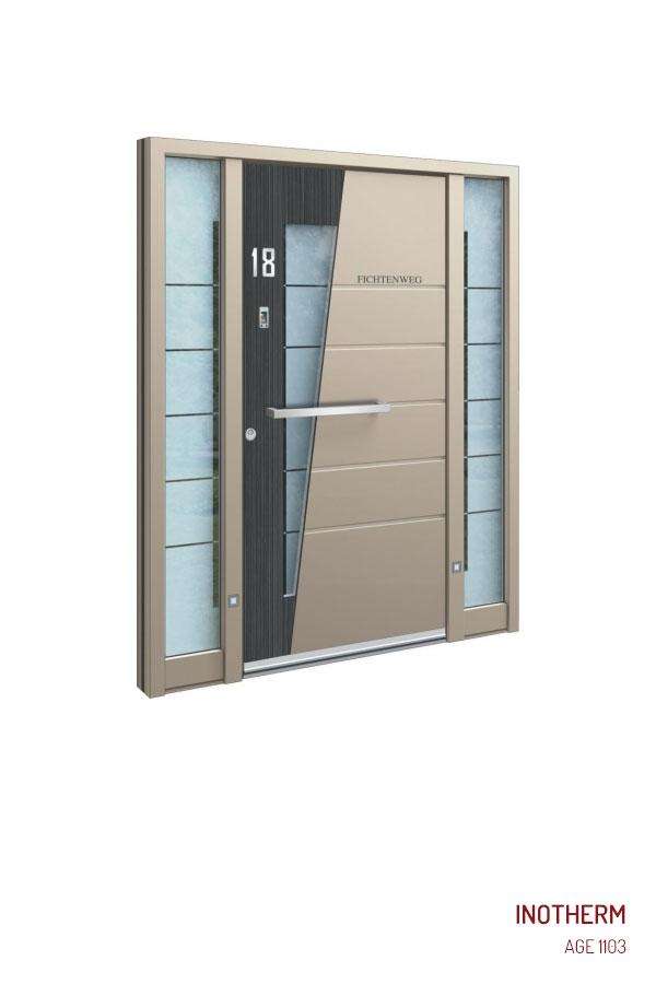 Portoni garage breda finitura simil legno ultra touch for Breda portoni